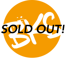 #NEWSFLASH: BKS sold out!